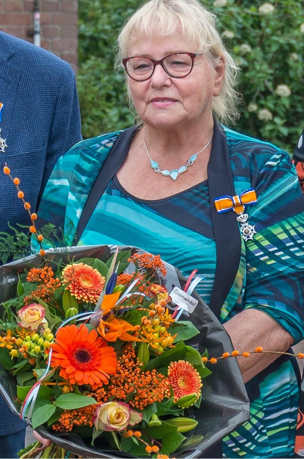 Corrie Degen-Van Tilburg  © Persgroep