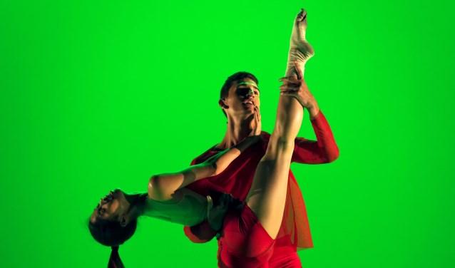 Spraakmakende danstalenten zijn op 20 april te zien in Nunspeet. (Foto: Marcel van Oostrom)
