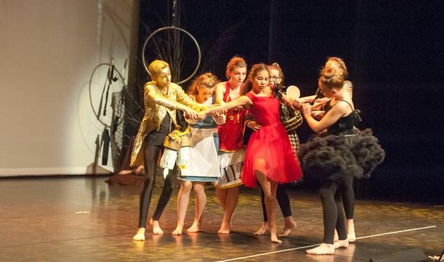 Alle vier de voorstellingen in Het Spektakel waren uitverkocht. (Foto: Richard Ouwens)