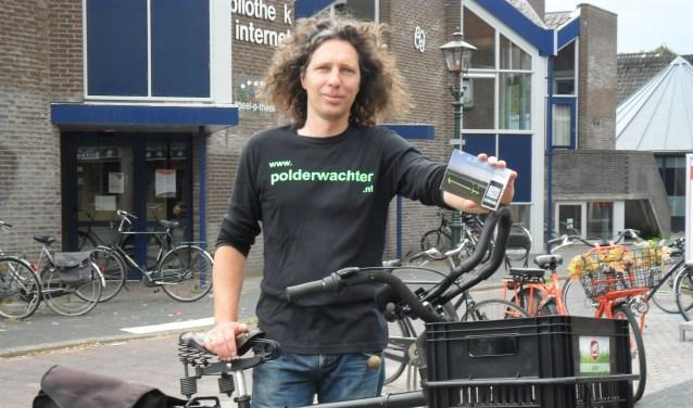 Marcel Blekendaal is sinds kort benoemd tot Cultuurmakelaar. Tekst en foto: Ria van Vredendaal