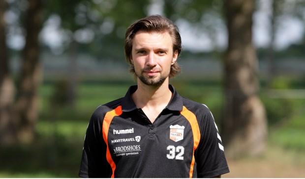 Luèn Mensink is als aanvoerder op de weg terug nadat hij voor de winterstop geblesseerd raakte. Tegen AJC'96 kreeg hij ook weer speelminuten.