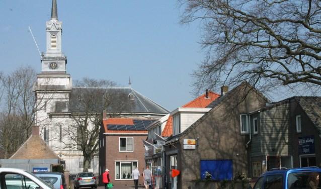 In Wolphaartsdijk is sprake van twee winkelclusters: het dorp en het havengebied. In het dorp is het grootste deel van de detailhandel gevestigd. FOTO:LEON JANSSENS