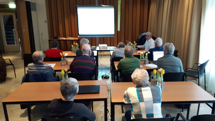 Lezing in Sola Fide