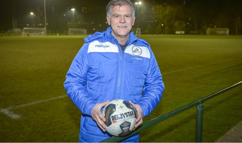 Ron Timmers gaat komend seizoen als trainer aan de slag bij Heerjansdam.