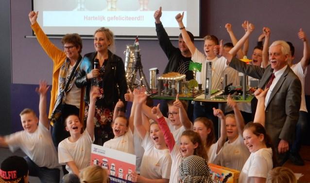 School Steenenkamer is winnaar techniekwedstrijd