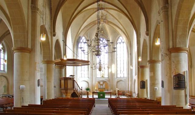 Jacobskerk, interieur