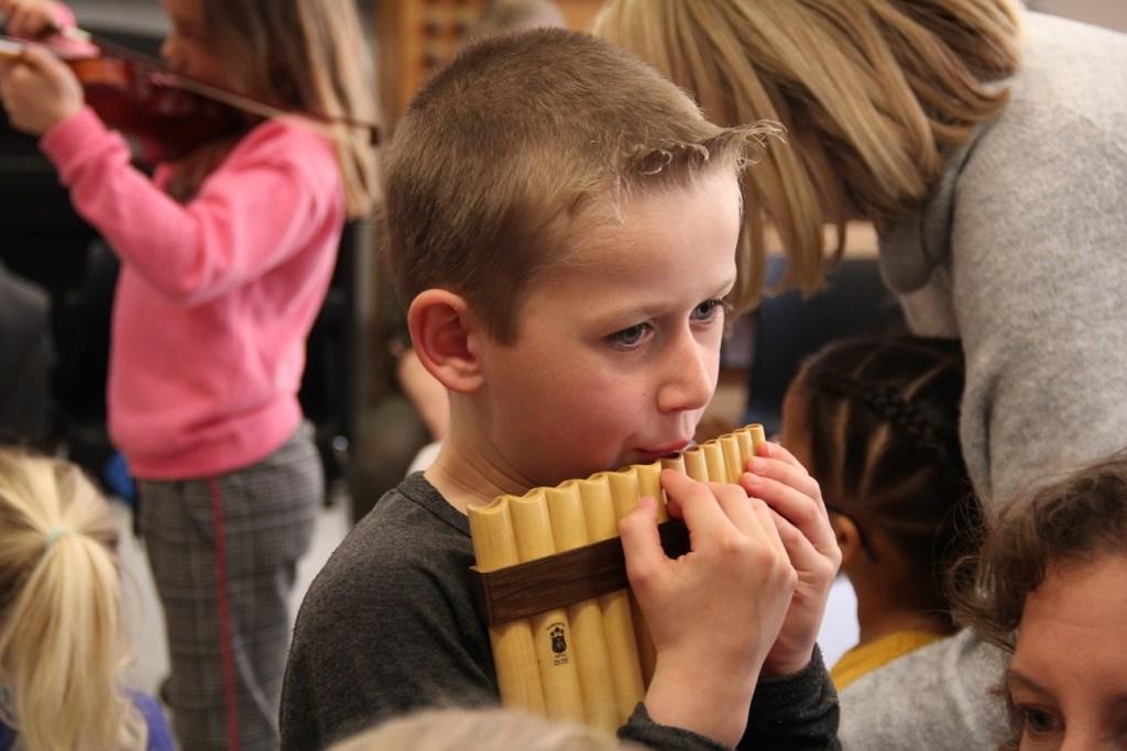 Open Dag 2019 Foto: Muziekschool de Muzen © Persgroep