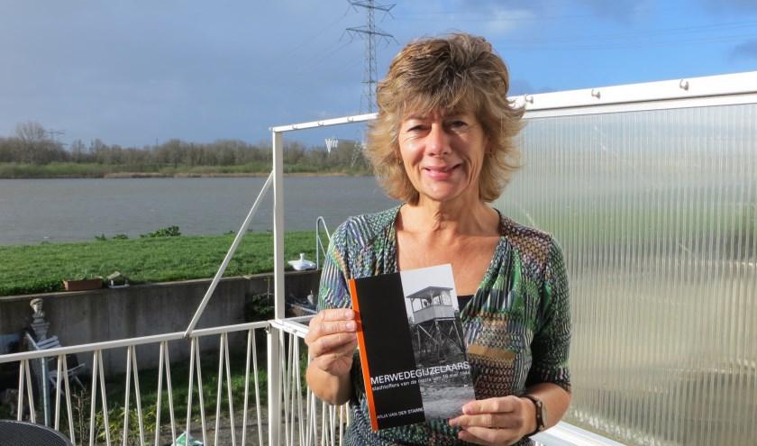 De vader van Anja van der Starre was een van de Merwedegijzelaars. (Foto: Yvonne Vogel)