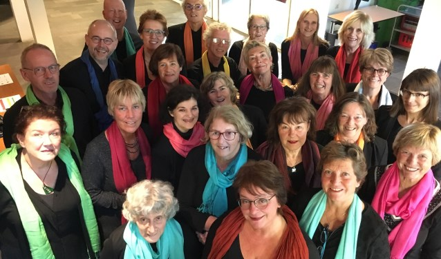 Wereldkoor Voces del Mundo geeft zaterdag 13 april in de Maranathakerk een voorjaarsconcert