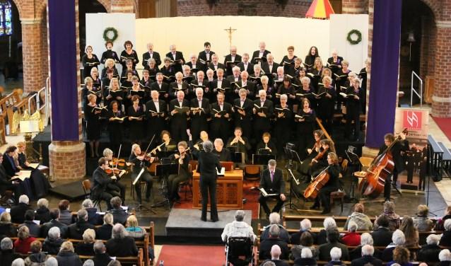 Herdenkingsconcert Requiem Mozart door Weijerkoor Boxmeer.