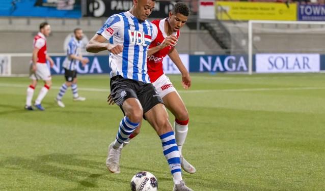 Vrijdag 12 april ontvangt FC Eindhoven Roda JC. Kaarten voor dit duel zijn online te bestellen via http://fc-eindhoven.nl/tickets. (Foto: Soccrates).