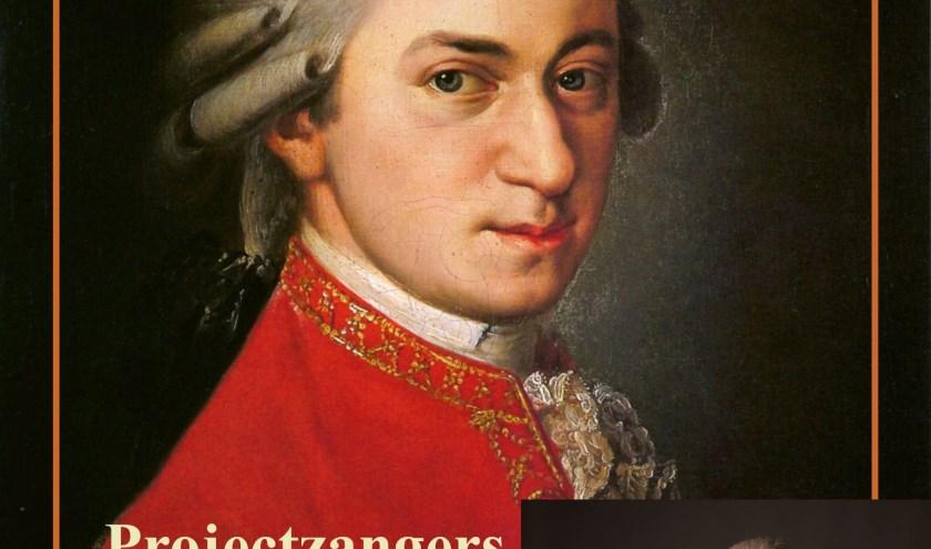 W.A Mozart en Tom Suters