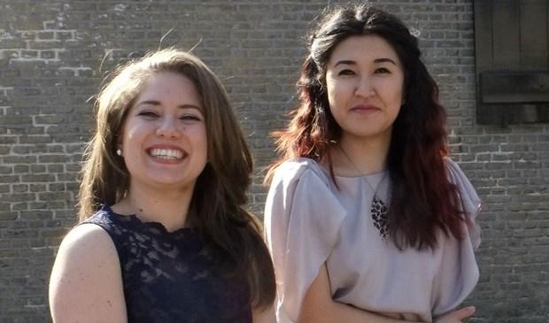 Danielle Daoukayeva (viool) & Gulmira Issabekova (piano) komen naar Utopia Klassiek met een boeiend muziekprogramma.