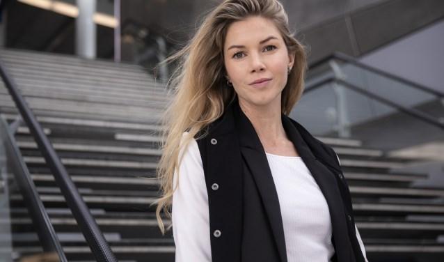 Anouk is na haar actieve loopbaan een uithangbord voor het Nederlandse vrouwenvoetbal gebleven
