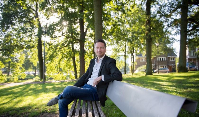 Joep Boerboom haalde de onderste steen boven op zoek naar verhalen voor zijn boek Deining in de IJsseldelta.