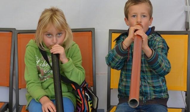 Het Kempenmuseum verzorgt een muzikale kindermiddag op 1 mei.