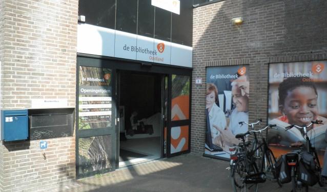 Bibliotheek Oostland verandert compleet en verhuist naar het Cultuurhuis aan de westkant van het centrum. Foto Kees van Rongen