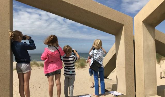 Informatiecentrum FutureLand organiseert creatieve workshops, een gratis kidsquiz en een strandspeurtocht voor kinderen.