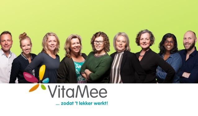 Teamleden van VitaMee