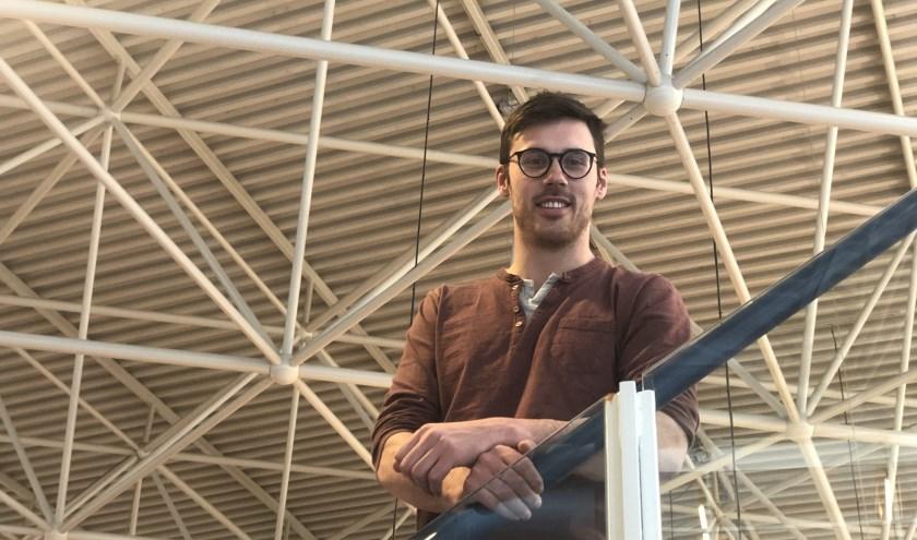 Nick de Kuyper is bezig aan zijn laatste maanden in Tongeren. Zijn Belgisch avontuur is er eentje met ups en veel downs. (foto: Dominique Pichel)