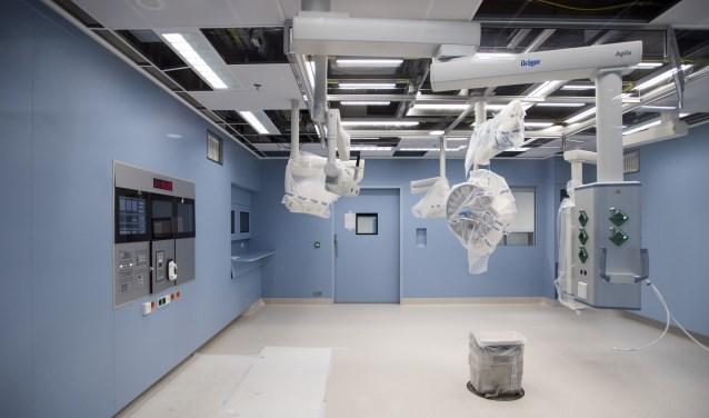 """""""We willen net als nu de beste zorg aan de patiënt leveren."""" (foto: Jeroen van Eijndhoven / Beeld Werkt)"""