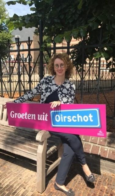 Burgemeester Judith Keijzers.