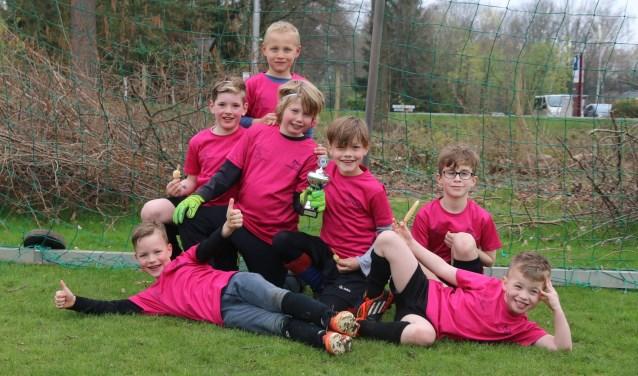 Team 2 van deKiezel en Keischool won de finale van team 1 van de Kiezel en Keischool met 2-0.