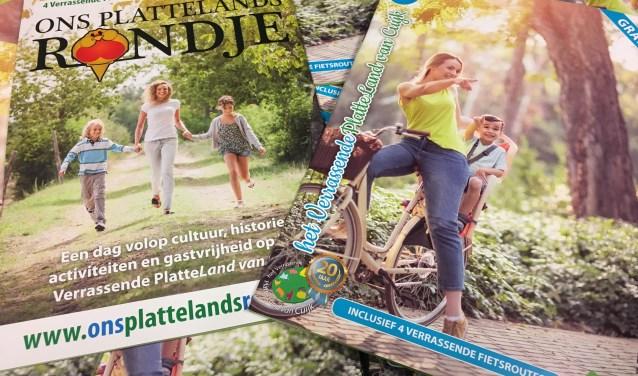 De gratis gids van het Verrassende Platteland van Cuijk is uit.