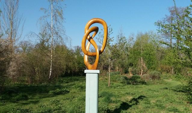 Werk van Houtkunstenaar Theo Wicherink