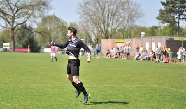 Bjorn van den Brink was maandag twee keer succesvol in Renkum.Foto: gertbudding.nl