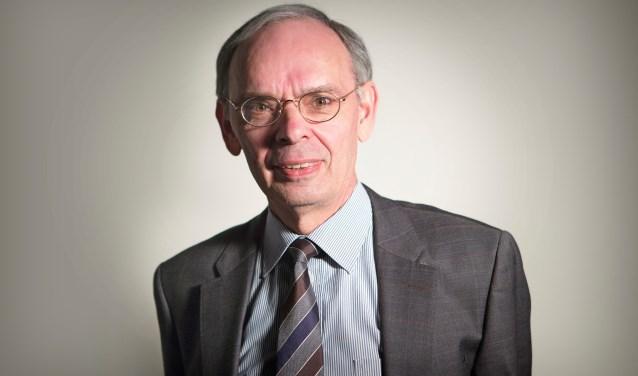 ds. Henk Poot, als Israëlpredikant verbonden aan de stichting Christenen voor Israël.