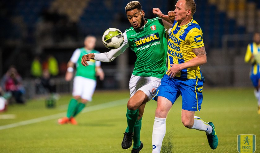 RKC Waalwijk neemt het aanstaande vrijdag in het eigen Mandemakers Stadion op tegen FC Dordrecht. Voor de Geelblauwen is winst cruciaal in de strijd om de tickets voor de play-offs.