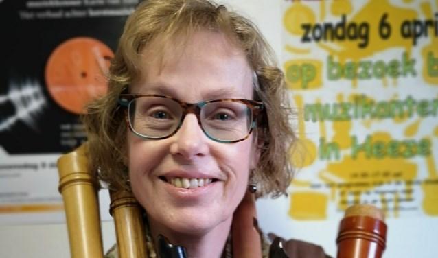 """Karin van Tuel: """"Het doet me pijn om 'Muziek in de Wijk' los te laten, het blijft een ijzersterk concept."""""""