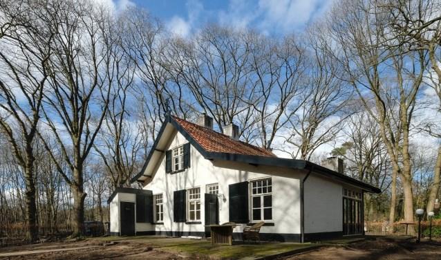 Landhuis Heidelust is in 1907 gebouwd als twee vakantiewoningen onder één dak.