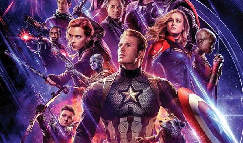 Ontdek de nieuwe Avengers.