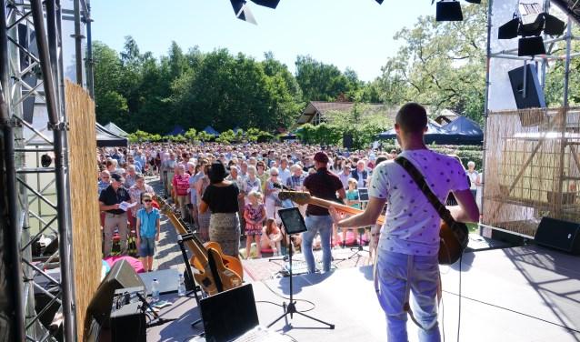 Op maandag 10 juni wordt het derde BOOST Gospel Festival gehouden in Den Ham