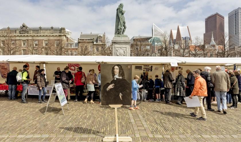 Willem van Oranje speelt een centrale rol tijdens de Dag van de Haagse geschiedenis. (Foto: GAPS Photography / Arjan de Jager)