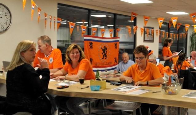 De organisatie was in handen van Oranjevereniging Harmelen, die met verve een nieuw evenement voor jong en oud heeft neergezet.