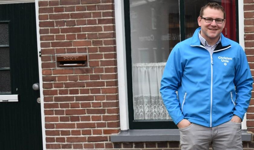 """Jan-Willem Timmerman: """"Voor mij is 4 mei altijd indrukwekkend met de stille tocht en het stilstaan bij monumenten en Stolpersteine."""""""
