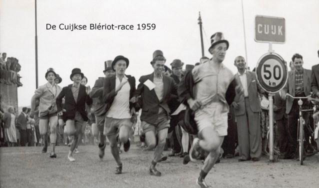 De Cuijkse Blériot-race in 1959. (foto: persfoto)