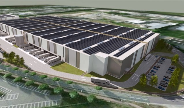 Het nieuwe VGP Park biedt 50.000 vierkante meter aan A-klasse ruimte geschikt voor logistiek, productie en commerciële activiteiten.