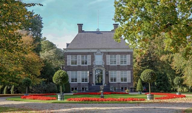 Het Vechtstreekmuseum houdt op 13 april een bezoek met rondleiding aan het huis van buitenplaats VreedenHoff in Nieuwersluis. Foto: Vechtstreekmuseum