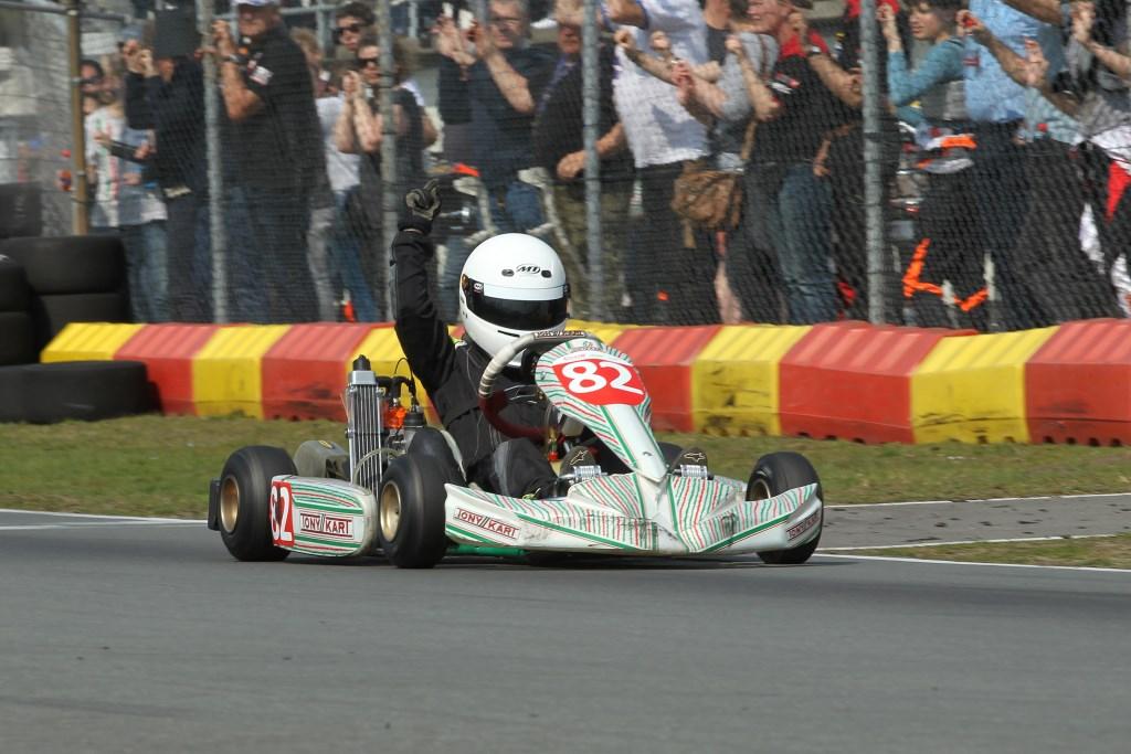 Gijs Kaligis / RaceXpress.nl) © Persgroep