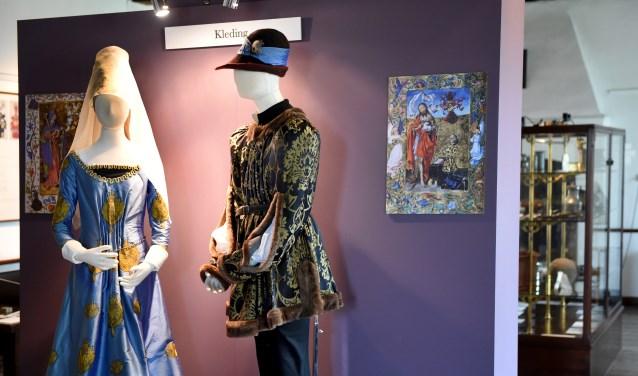 De tentoonstelling 'Sophia van Bylandt' is het gehele jaar te bezoeken tijdens reguliere rondleidingen op Kasteel Doornenburg.
