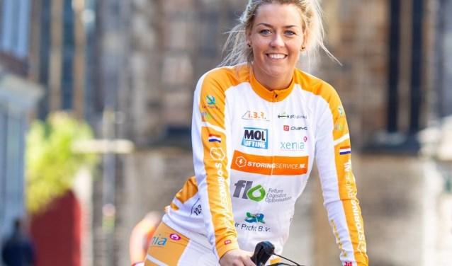 Joraline Wielders. (foto: Petra Brouwer)