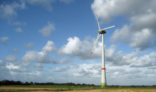 Veel weerstand tegen windmolen in de 'achtertuin'.