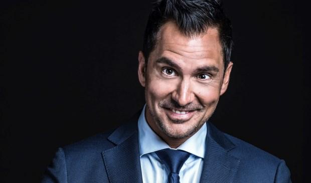 Guido Weijers uit Boxmeer vertelt dinsdagavond over zijn leven in het tv-programma De dag van je leven. (persfoto)