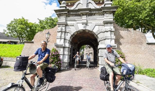 De Veerpoort in Schoonhoven. Foto: Anne Hamers