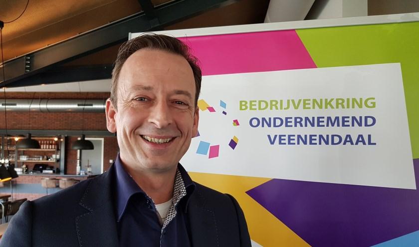 Teunis van der Heiden in BOV-bestuur. (Foto: Jan-Fotografie)