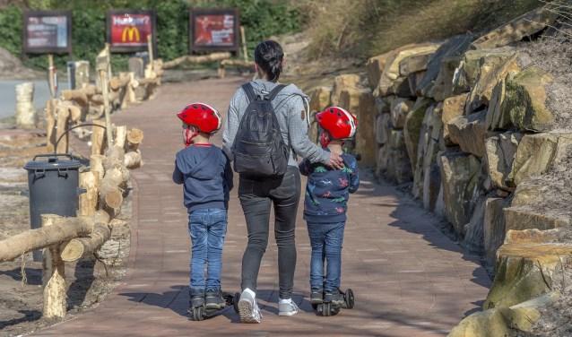 In de dierentuin van Nordhorn vinden de komende tijd veel activiteiten plaats. Foto: Franz Frielzing